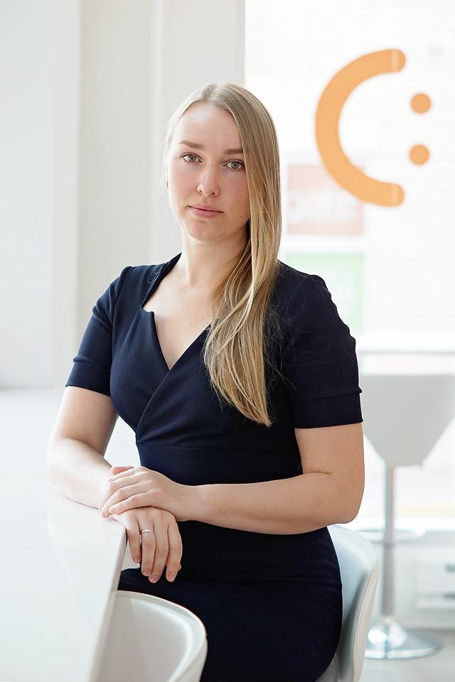 Marina Samylova, CPP