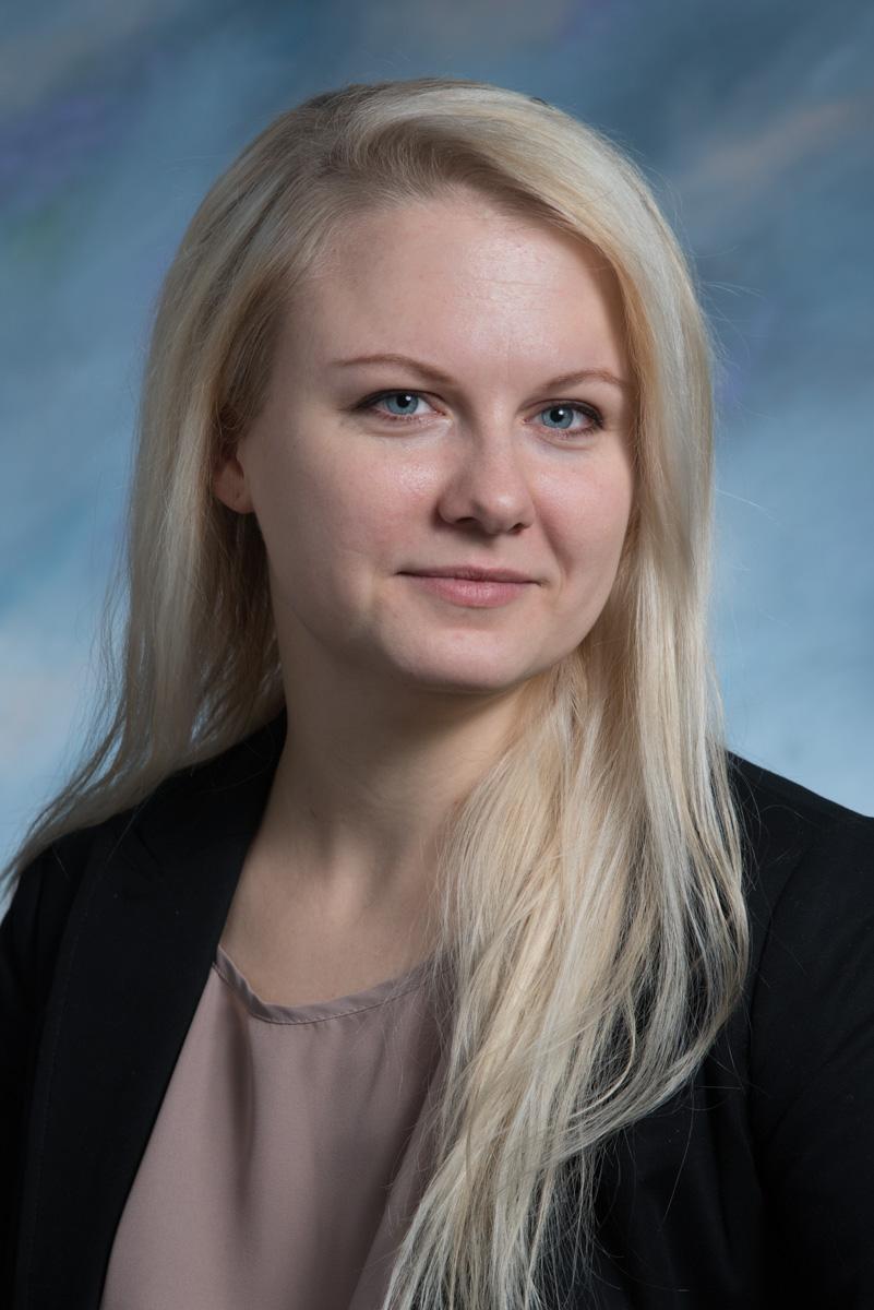 Natalia Budyldina, EA